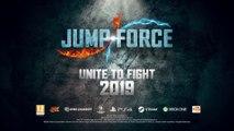 Jump Force - Gameplay Sasuke vs. Zoro
