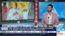 Start-up & Co: La Foodtech Feed lève 15 millions d'euros - 20/06