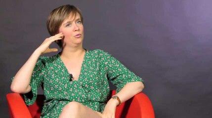 L'humoriste Manon Lepomme chez le psy