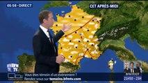 En ce premier jour de l'été, une belle journée malgré des températures en baisse dans le nord de la France