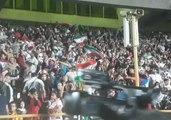 Iranian Women Allowed To Watch World Cup Broadcast in Tehran's Azadi Stadium