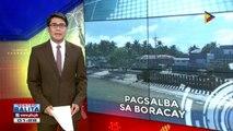 Pres. #Duterte, binigyang-diin ang kahalagahan ng rehabilitasyon sa Boracay