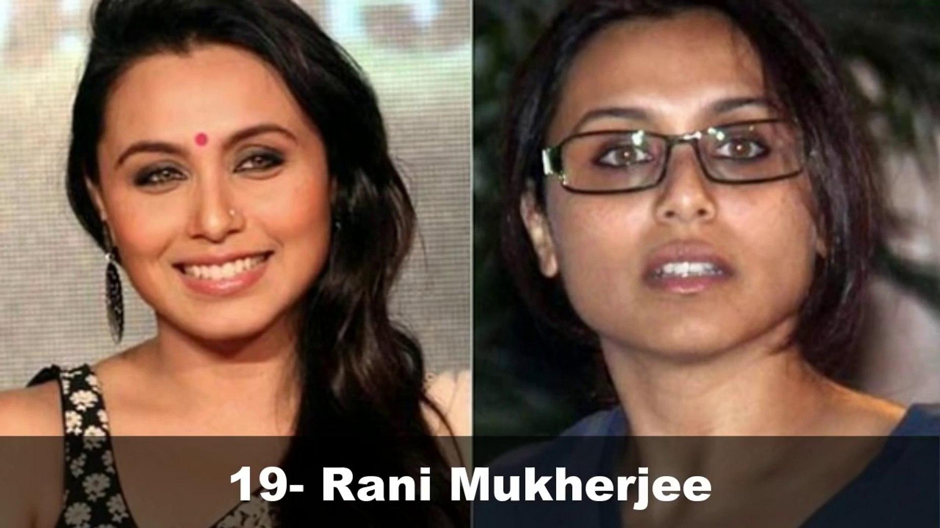 top 19 bollywood actress without makeup look - sonam kapoor, kareena kapoor
