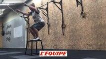 Comment réaliser parfaitement un box jump sur une box de 45 cm de hauteur. - Coaching - Fitness
