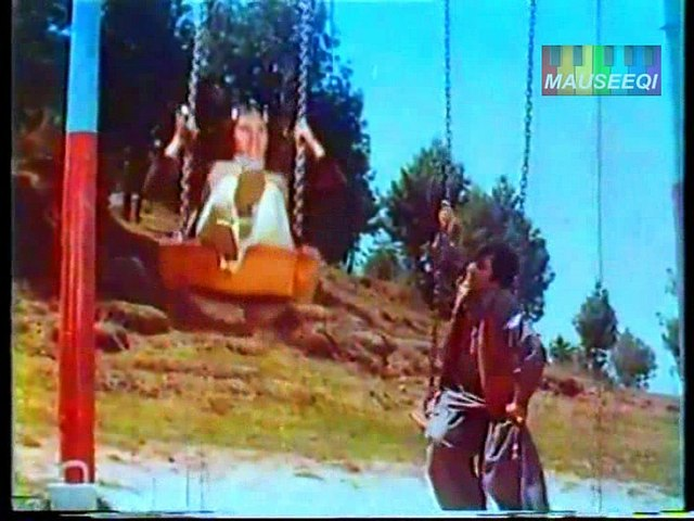 Ye Hari Bhari Abadiyaan - Film Awaz - Title_19 DvD Ghulam Abbas Solo Hits