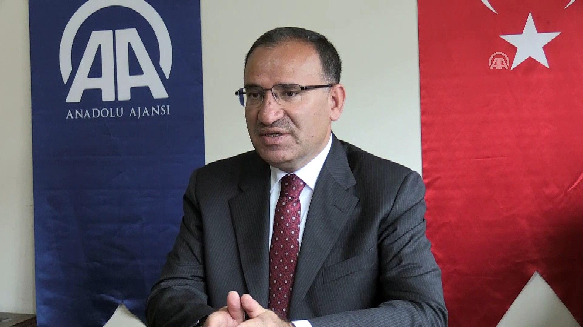 Bozdağ: 'Türk milleti başka ülkelerin adayını değil, kendi adayını seçecektir' - YOZGAT