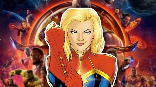 """Captain Marvel To """"Lead The Entire MCU"""""""