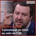 Qui est vraiment Matteo Salvini, l'homme qui fait trembler l'Europe ?