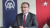 """Bozdağ: """"Türk Milleti Başka Ülkelerin Adayını Değil, Kendi Adayını Seçecektir"""""""
