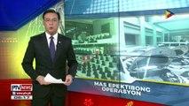 Operations ng PDEA, inaasahang lalakas pa sa tulong ng mga bagong kagamitan