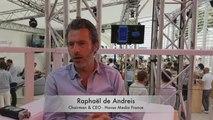 CANNES LIONS 2018 : Interview of Raphaël de Andreis, Chairman and CEO Havas Media France