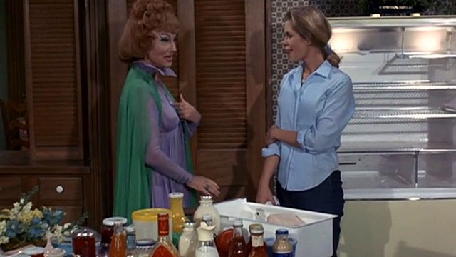 Bewitched S3 E17 - Sam In The Moon