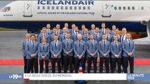 Un jouer de football islandais déchaine les foules sur les réseaux sociaux