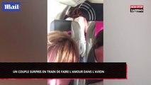Mexique : Un couple surpris en train de faire l'amour dans l'avion (Vidéo)