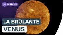 Vénus, la planète brûlante à l'atmosphère mortelle | Futura