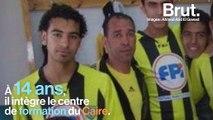 Mohammed Salah, la nouvelle sensation du football mondial tournée vers les autres
