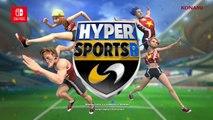 Hyper Sports R annoncé sur Switch