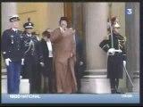 07-12-10 Sarko Kadhafi FR3