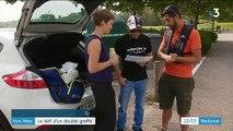 Ironman de Nice : le défi d'un double greffé