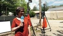 D!CI TV / Hautes-Alpes : tournage d'une série de France Télévisions au lac de Serre-Ponçon