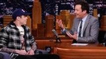 Pete Davidson Confirms Ariana Grande Engagement on 'Tonight Show' | Billboard News