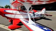 Voltige aérienne : Etienne Goldet volera aux couleurs de Captain America