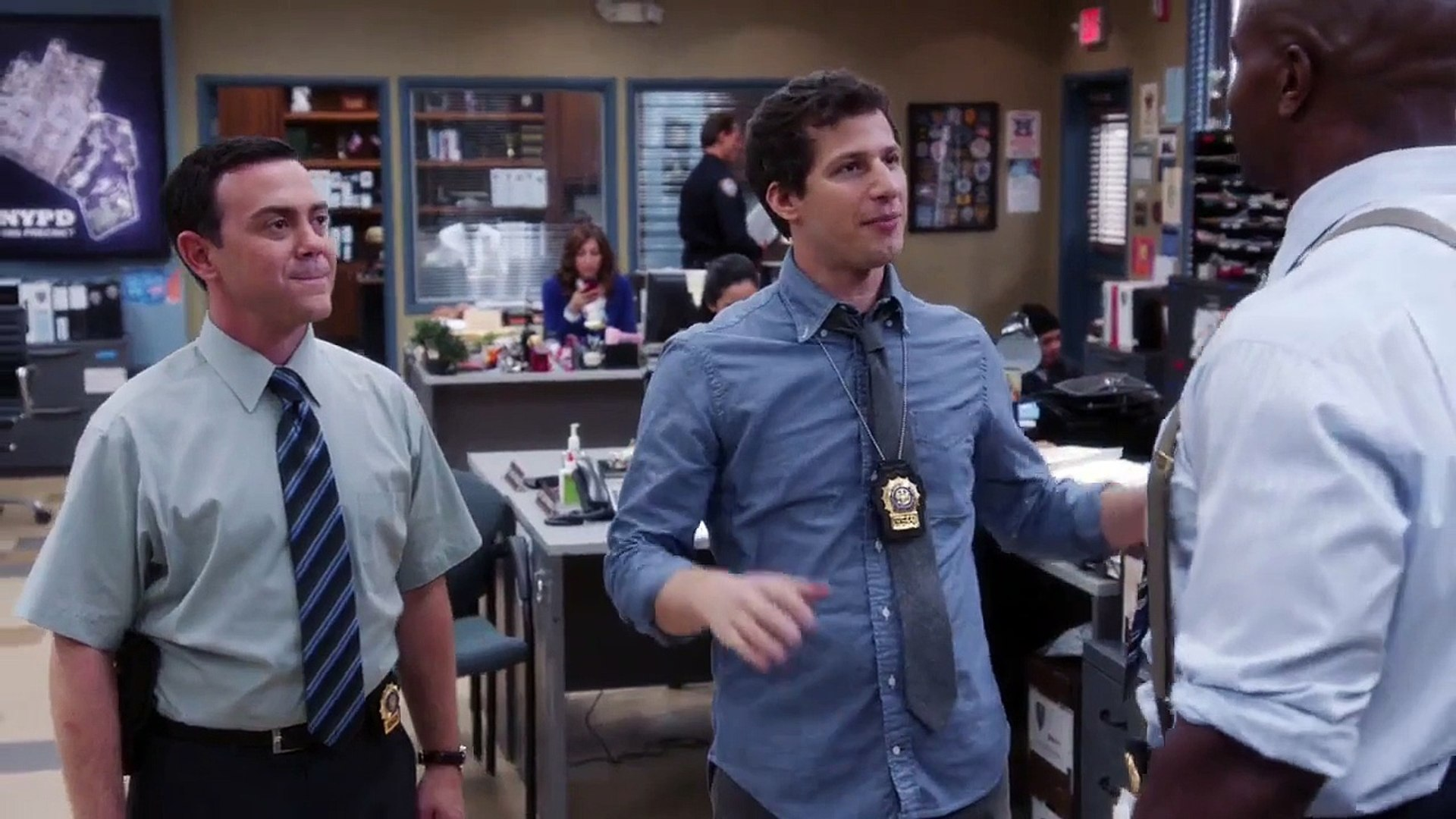 Brooklyn Nine Nine - S01E14