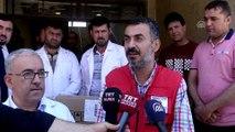 Türk Kızılayı ve AFAD'dan Telaferli Türkmenlere insani yardım (2) - MUSUL