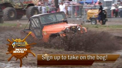 Join the Mud Bog Challenge