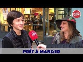 Regardez ces New-Yorkais essayer de prononcer des noms d'enseignes françaises