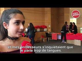 """Au salon du bilinguisme à New York : """"Être multilingue devient un intérêt de santé publique"""""""