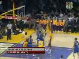 Kobe Bryant scored 28 points, six teammates joined him in do