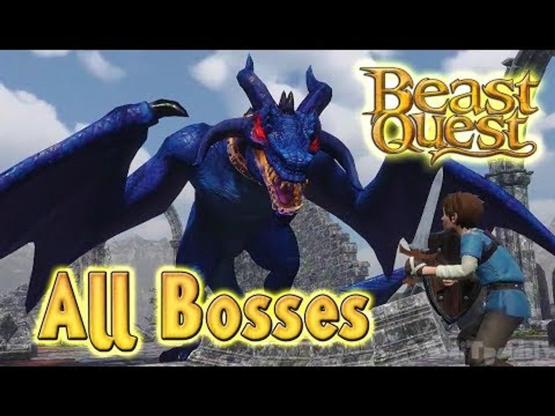 beast quest malvorlagen walkthrough