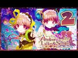 Atelier Lydie & Suelle: The Alchemists and the Mysterious Paintings Walkthrough Part 2 (PS4) English