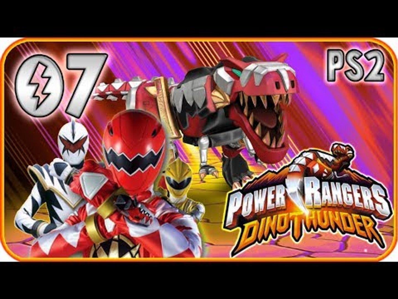 Power Rangers Dino Thunder Walkthrough Part 7 Ps2 Gamecube