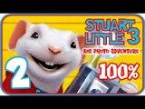 Stuart Little 3: Big Photo Adventure Walkthrough Part 2 (PS2) 100% Garden Part 2