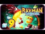 Rayman Legends Walkthrough Part 9 (PS4) Co-op No Commentary