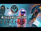 I try  RollerCoaster Legends II Thor's Hammer PSVR (PS4 VR) Full Game