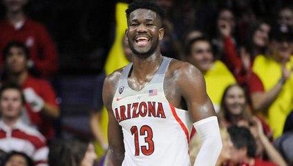NBA Draft: DeAndre Ayton goes No. 1 to the Suns