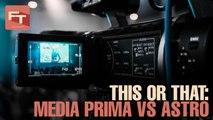 FRIDAY TAKEAWAY: Rescue Me: Astro vs Media Prima