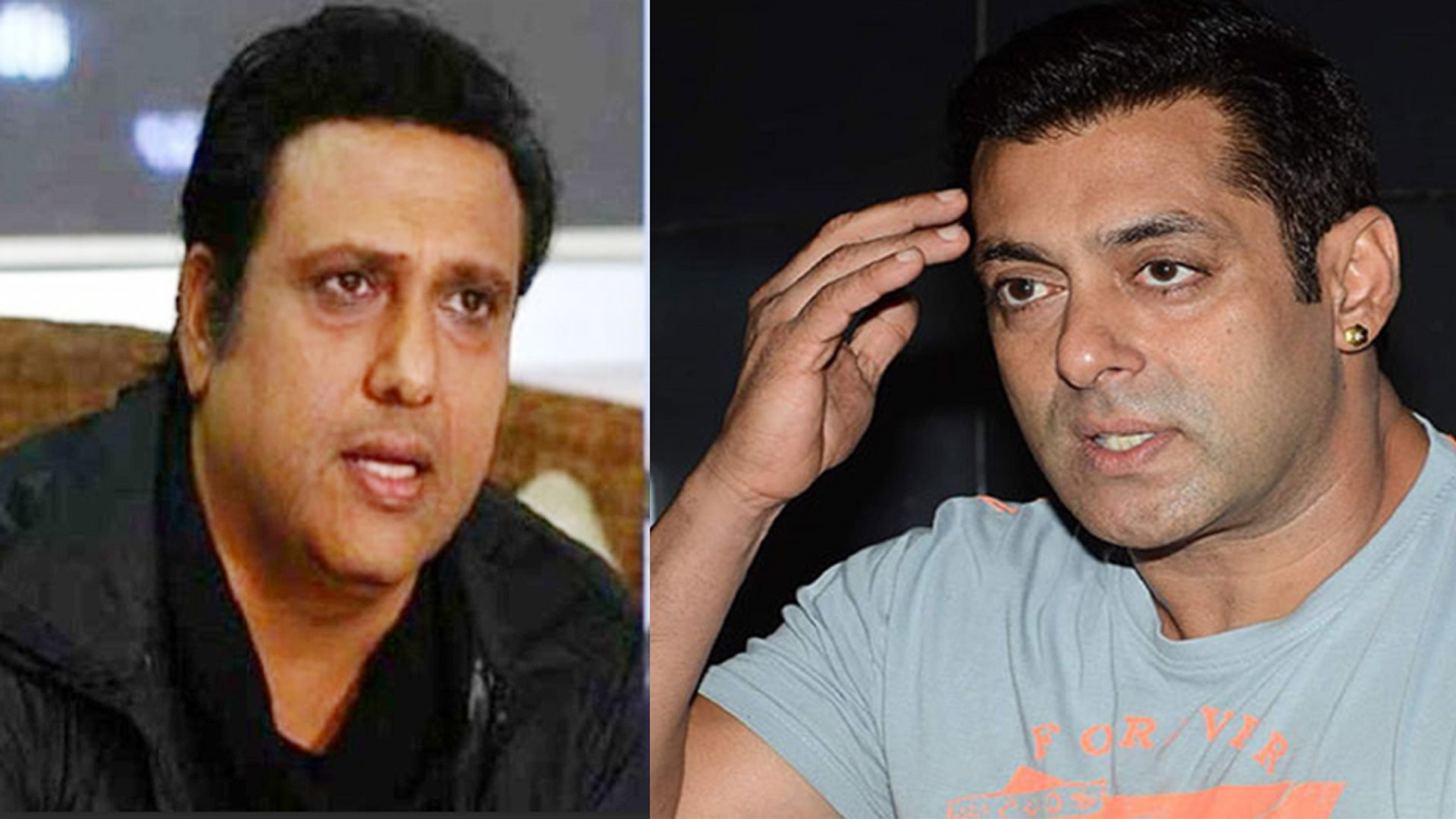 Salman Khan INSULTED by Govinda with this Shocking Comment;  Check out | FilmiBeat