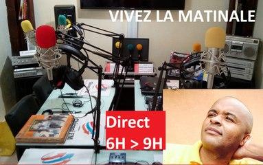Chiconi FM TV - Emission matinale du 22 juin 2018 Dj 1Marssel