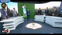 Arjantin televiyonunda bir dakikalık saygı duruşu
