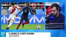 Le journal de la Coupe du monde - Mbappé devient le plus jeune buteur français en Coupe du monde