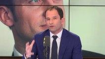 """APL, aides sociales : """"Le macronisme, c'est une forme de racisme social"""" déclare Benoît Hamon"""