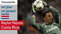 Un jour, un joueur : Keylor Navas