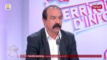 actualité, SNCF, grèves, syndicats, CGT, Philippe Martinez,