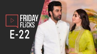 Friday Flicks Ep 22 | Race 3 Box Office | Ocean's 8 Movie Review | Ranbir-Alia Relationship
