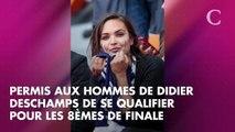 PHOTOS. Bruno Solo, Valérie Bègue, Nagui... Les people s'éclatent dans les tribunes de France-Pérou