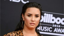 Demi Lovato Admits She Is No Longer Sober In New Song